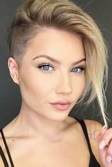 Side Shave Hairstyles