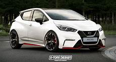 All New Nissan Micra Looks Promising In Nismo Guise