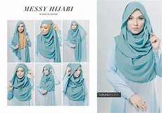 30 Model Jilbab Syari Untuk Kebaya Model Baju Gamis