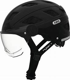 abus hyban helmet black clear visor starting from 163 69 87