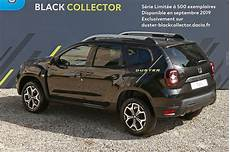 Dacia Duster Black Collector 2019 Autobild De
