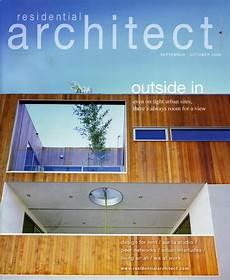 Residential Architect Magazine Robitaillecurtis