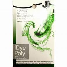 Teinture Idye Poly Teinture Verte Pour Tissus Polyester