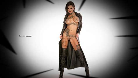Erica Campbell Nude