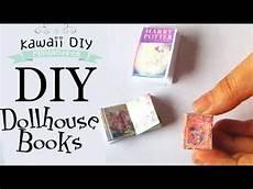 diy dollhouse mini books with free template