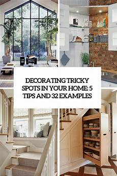 Unique Home Decor Ideas by Unique Home Decor Ideas For All These Tricky Spots 5 Tips