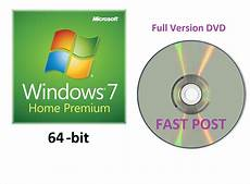 windows 7 home premium 64 bit bootable installation dvd