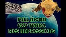 le exo terra avis sur le moon exo terra