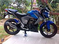 New Modif by Modif Minimalis Honda New Megapro Modifikasi Motor