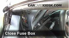 1992 iroc z28 fuse box de fusible interior en chevrolet camaro 1993 2002 1994 chevrolet camaro 3 4l v6 coupe