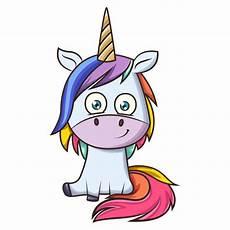 unicorn premium vector
