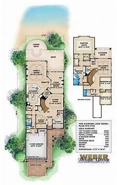house plans for narrow lots on lake diamond lake house plan lake house plans narrow house