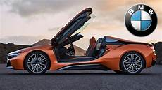 Bmw I8 Roadster 2018 Ready To Fight Tesla Roadster