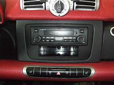 din radio frame for facelift smart fortwo 450