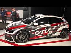 Volkswagen Polo Gti R5 Unveiled 2018