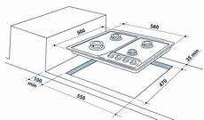 piano cottura misure piano cottura da incasso 60 cm bianco 4 fuochi a gas