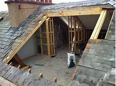 Pitched Roof Dormer Construction by Dvb Joinery Services 100 Feedback Carpenter Joiner