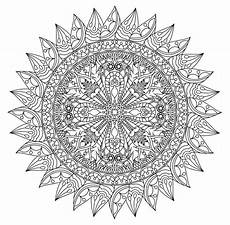 1 075 free printable mandala coloring pages for adults