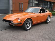 1971 Datsun 240Z With 341 HP V8 For Sale  Car And Classic