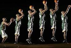 basketball form shooting drills
