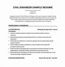 20 civil engineer resume templates pdf doc free premium templates