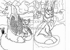 coloring page wolf coloring page wolves etsy