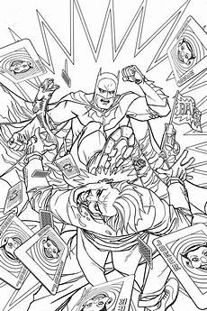 Malvorlagen Batman Joker Quot Poison Quot Quot Green Lantern Corps Quot Debut In Dc S January
