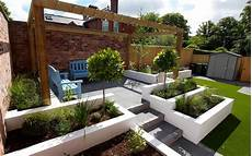contemporary garden lisburn johnny garden design