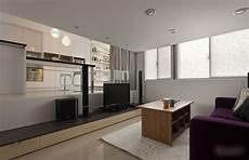 Modern And Stylish In White Interior Apartment modern and stylish small apartment decoholic