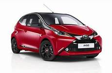 Official Toyota Aygo Safety Rating