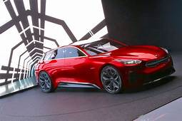 Kia Proceed Concept Shooting Brake Live From Frankfurt