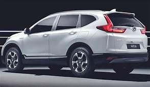 2018 Honda CRV Hybrid USA  Car US Release