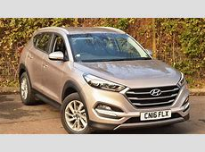 Wessex Garages   USED Hyundai Tucson SE Nav at Pennywell