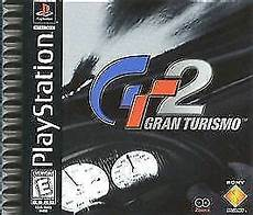 gran turismo 2 sony playstation 1 1999 for sale