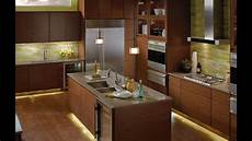 cabinet kitchen lighting ideas for counter tops ls plus youtube