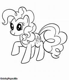 Malvorlagen My Pony Unicorn My Pony Coloring Page イラストポスター イラスト ポスター