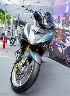 Mx King Modif Touring by Yamaha Mx King 150 Livery Movistar Motogp Dibanderol Rp