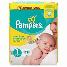 pers new baby nappies size 1 jumbo pack 72 of 2