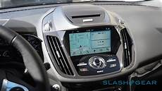 ford sync 3 ford sync 3 walkthrough on the 2016 ford escape