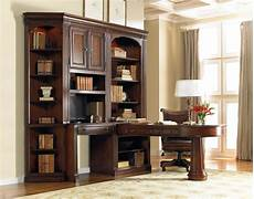 home office furniture wall units hooker furniture european renaissance ii office wall unit