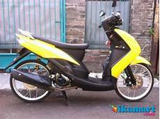 Mio Soul Modifikasi Warna by Modifikasi Mio Soul Warna Kuning Modifikasi Motor