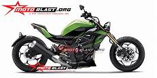 Z250sl Modif by Unik Modif Kawasaki Z250sl Ala Cooper Motoblast
