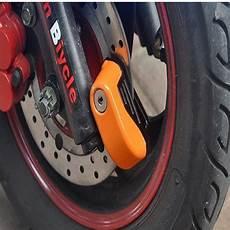 gembok alarm cakram motor dan sepeda pengaman tambahan untuk kendaraan anda harga jual com