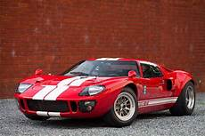 Ford Gt40 Replica Has A Rich History In Ford Performance