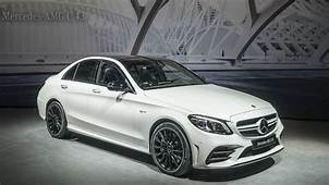 2019 Mercedes AMG C43 Gets A 23 Horsepower Bump  Roadshow