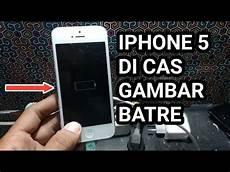 Cara Mengatasi Iphone 5 Di Cas Gambar Batre