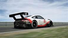 The Porsche 911 Gt3 R Completes R3es Porsche Trifecta