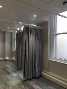 Bay Fenster Vorhang Track Deckenmontage Dusche Vorhang