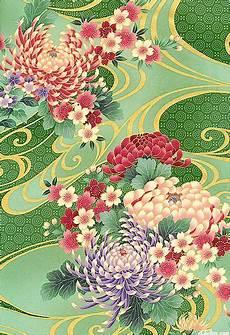 Stoff Mit Ausgefallenem Blumenmuster - textile on