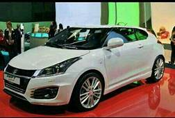 New Model Of Maruti Swift With Sport Look Having 2 Doors
